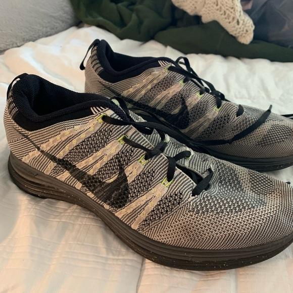 Nike Shoes - Nike FlyKnit Lunar 3 Running Shoes (Womens)